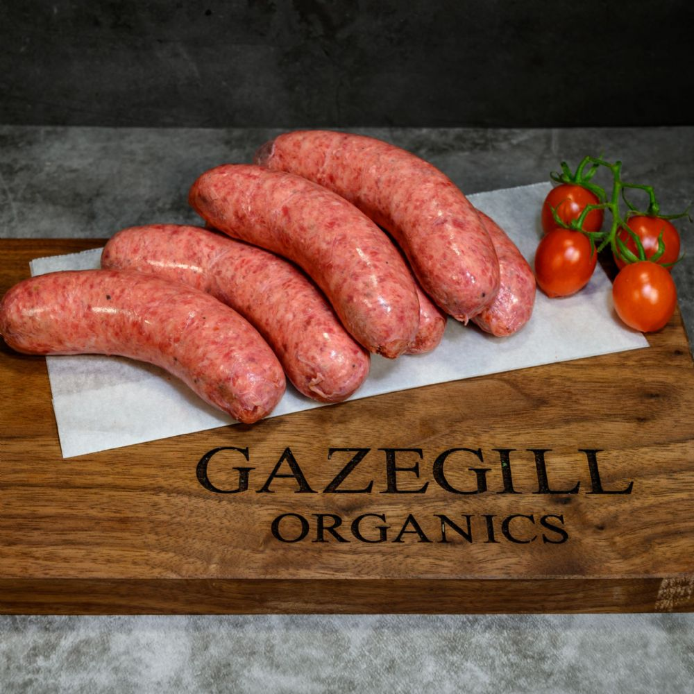 The Organic Sausage Multi-Pack